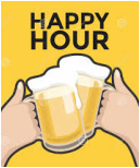 Hammer's Bar St Peter Happy Hour Logo